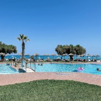 Geraniotis Beach Hotel **** Nyugat-Kréta, Platanias