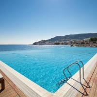 Hotel Alimounda Mare Hotel ***** Karpathos, Pigadia
