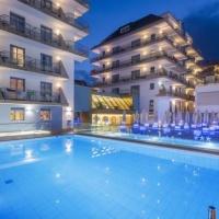 Hotel Alhambra *** Santa Susanna (garantált Travel Service charter járattal)