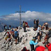 Hochtor csúcs túra az Alpokban (2369 méter)