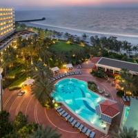 Hotel Ajman ***** Ajman (közvetlen Emirates járattal)