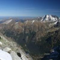 A Tengerszem csúcs meghódítása (2499 méter)