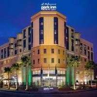 Hotel Park Inn by Radisson Muscat **** Maszkat