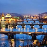 Tavaszi hétvége Prágában