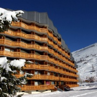 Les Residences 2 Alpes Apartmanok 1650m ** Isere