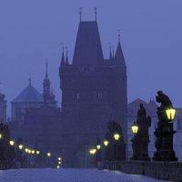Szilveszter Prágában (Karlovy Vary - Brno)