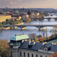 Prága városnézés városlátogatás