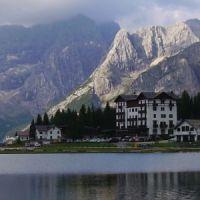 Velence és Dolomitok
