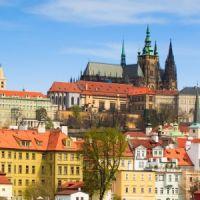 Cseh világörökségek és a száztornyú Prága (Brno, Prága, Karlovy Vary, Kutna Hora, Telč)