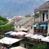 Bosznia felfedezése, tengerparti kalandozásokkal (Szarajevó, Mostar, Blagaj, Neum)