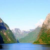 8 napos körutazás a norvég fjordoknál