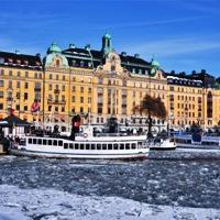 Éjféli Napsütés - Észak-fok, Koppenhága, Oslo, Helsinki, Stockholm