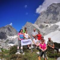 Őszi Dachstein gyalogtúra