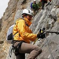 Rax-Alpok via ferrata: a Haid Steig