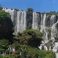 Argentína, Chile, Brazília kirándulással Uruguayba