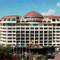 Hotel Planeta ***** Napospart