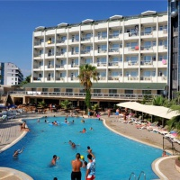 Hotel Asrin Beach Resort **** Alanya