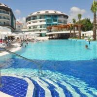 Hotel Seashell Resort & Spa ***** Side