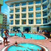 Hotel Sultan Sipahi **** Alanya
