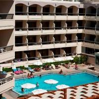 Hotel Lomeniz *** Rodosz - repülővel