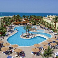 Hotel Eurotel Palm Beach Resort **** Hurghada