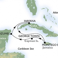 MSC OPERA - Nyugat-karib meglepetések