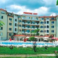 Hotel Prestige City 1 *** Napospart