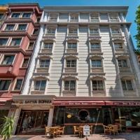 Hotel Santa Sophia *** Isztambul (Sultanahmet)