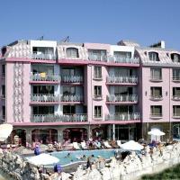 Hotel Sunny Beauty *** Napospart