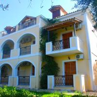Apartman Kavos Psarou Görögország, Zakynthos