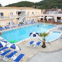 Zorbas Apartmanház - Korfu (Moraitika)
