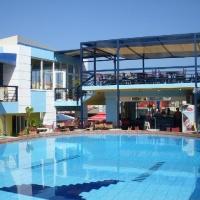 Epimenidis Aparthotel - Kréta (Agia Marina) Repülővel