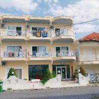 Zeusz Apartmanház - Paralia