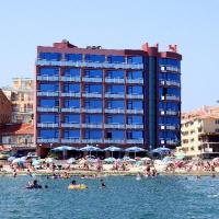 Hotel Trakia Plaza **** Napospart