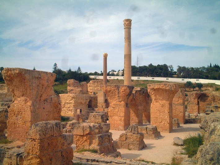 török inváziós naptár 2019 Elfelejtett ősi városok   Messzi tájak Afrika, Egyiptom, Tunézia  török inváziós naptár 2019