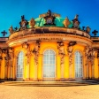Potsdam - Sanssouci kastély