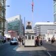 Berlin - Checkpoint Charlie egykori határátkelő