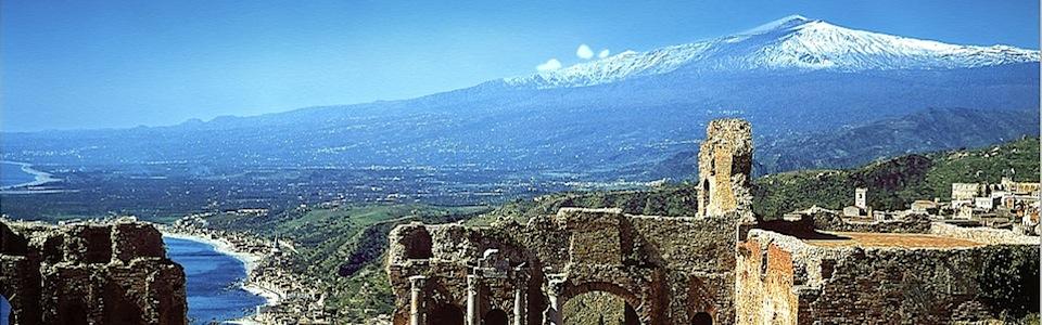 Szicília látnivalók