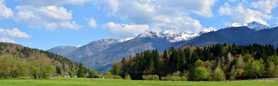Szlovénia legszebb tájain