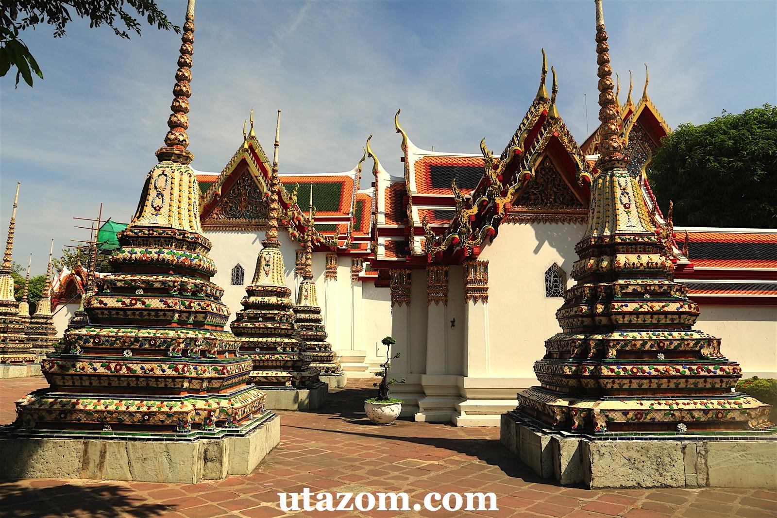 Érdekes cikkek a világ minden tájáról - Hímvesszők temploma Bangkok