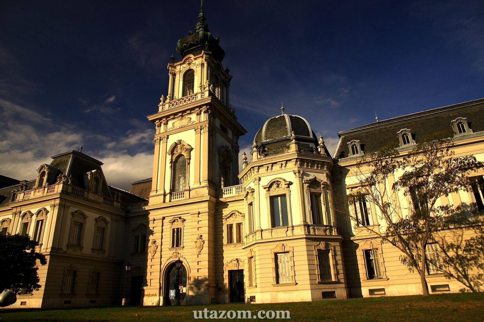 ed8e58a133 A 15 legszebb magyarországi kastély - Messzi tájak Európa gyalogtúra,  biciklitúra   Utazom.com utazási iroda