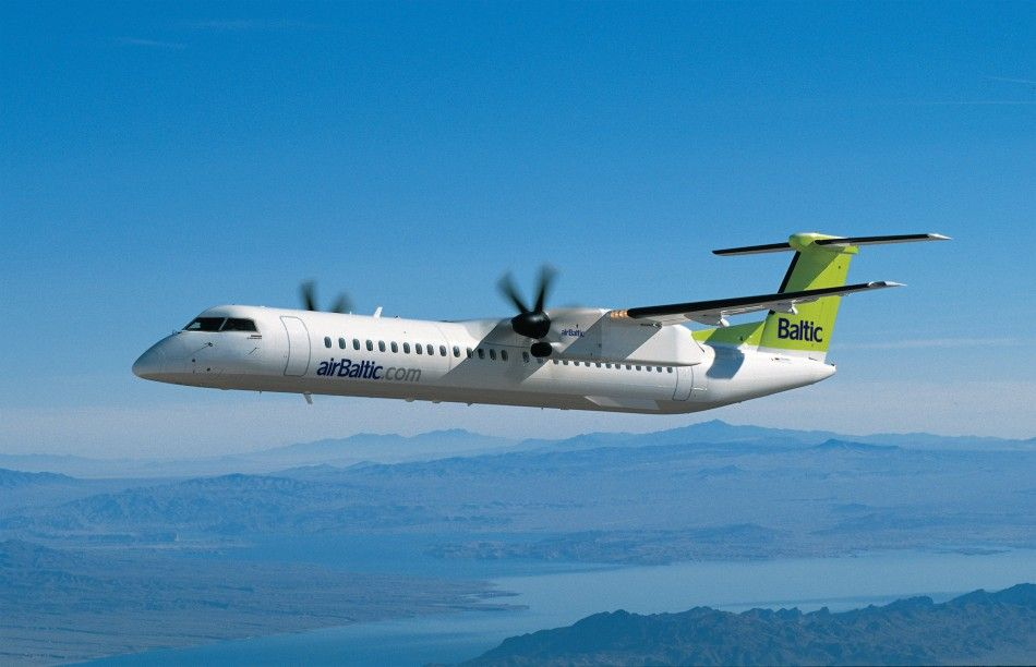 Air Baltic repülőgép