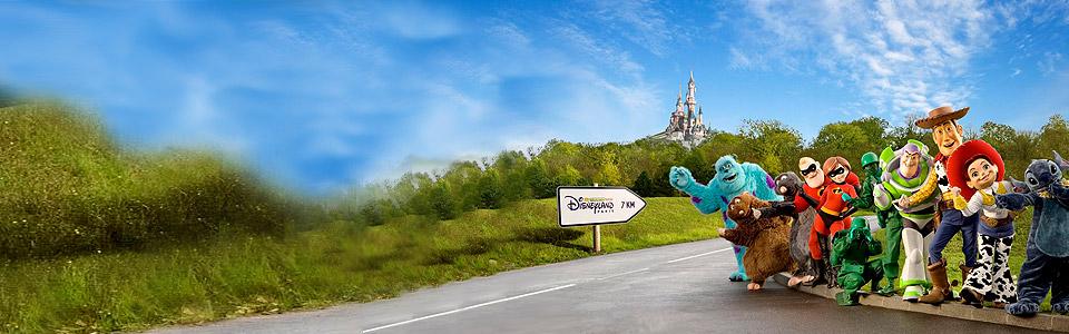 Párizs-Versailles-Disneyland