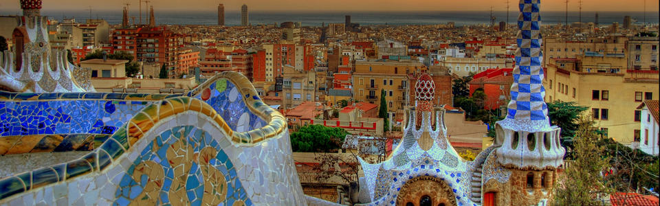 Barcelona városlátogatás (Budapest - Barcelona)