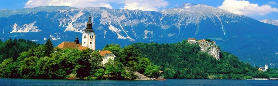 Szlovénia - Az Alpok gyöngyszeme