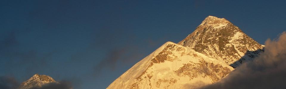 Everest alaptábor és fakultatív Island Peak mászás