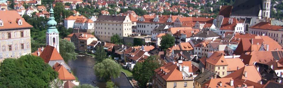 Sörözés Dél-Csehországban