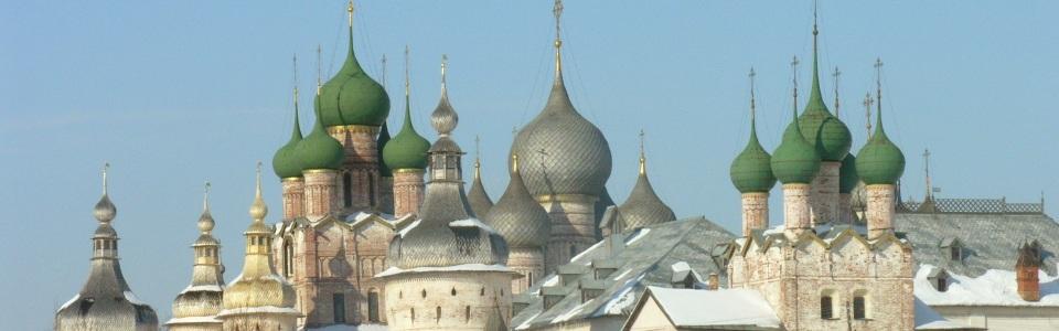 Oroszország gazdagon (Szentpétervár, Petrodvorec, Puskin, Moszkva, Vlagyimir)
