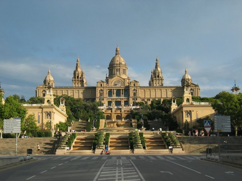5 napos városlátogatás Barcelonában - Hotel *** (egyéni városnézés repülővel)