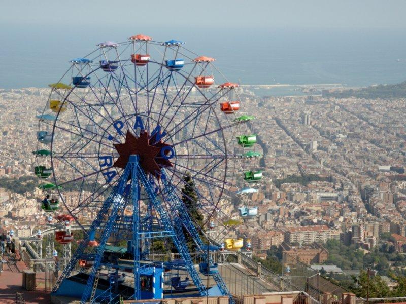 5 napos városlátogatás Barcelonában - Hotel *** (5 napos egyéni utazás Barcelonába (városnézés) - hotel 3*)